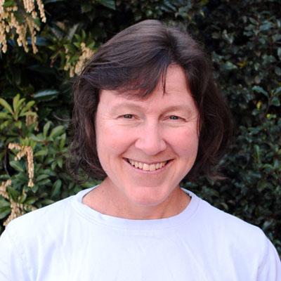 Sue Jellum, employee of WoW! Graphic Designs